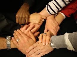 Tillsammans kan vi skapa det samhälle vi vill ha.